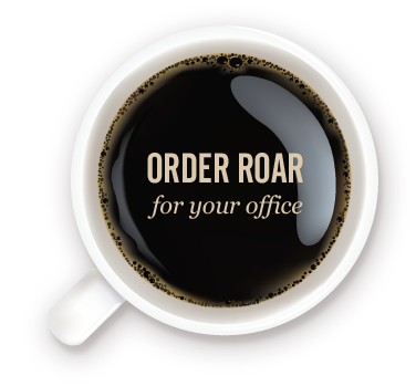 Order Roar Coffee